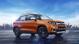 Maruti Vitara Brezza posts its best monthly sales in October 2018