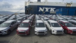 Mitsubishi Xpander customer delivery units start reaching the Philippines