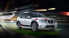Nissan Terrano SPORT special edition launched