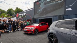 VW Golf GTI TCR Concept unveiled at Worthersee