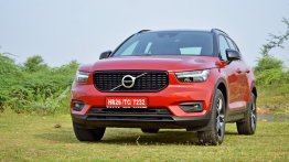 Volvo XC40 India launch by second week of July 2018; features & specifications revealed