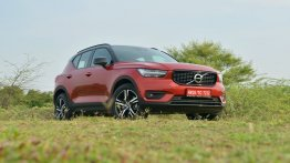 Volvo XC40 bookings open in India; launch on July 4