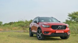 Capacity constraints keeping Volvo India from assembling the XC40