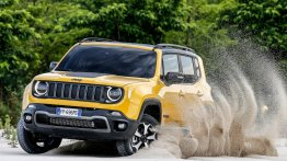 2019 Jeep Renegade Trailhawk revealed