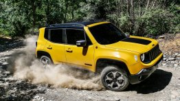 Next-gen 2022 Jeep Renegade to retain the current platform - Report