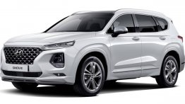 Hyundai Santa Fe Inspiration special edition launched in South Korea