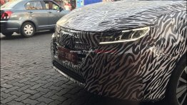 MG RX5 (Roewe RX5) spotted in India, could challenge the Jeep Compass