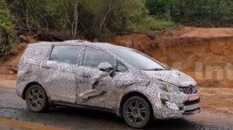 Mahindra's Maruti Vitara Brezza & Toyota Innova challengers spied [Video]