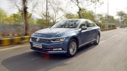 VW Passat review