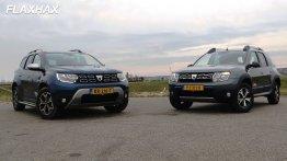 2018 Dacia Duster vs. 2017 Dacia Duster - Old vs. New [Video]
