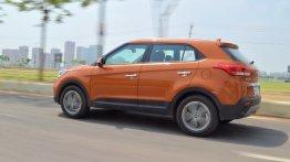 Hyundai Creta 1.6L diesel launched in E & EX+ grades