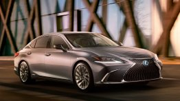 New generation Lexus ES 300h launched in India at INR 59.13 Lakh