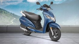 2018 Honda Activa 125 with new features launched at INR 59,621