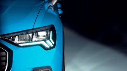 Audi drops first teaser of the India-bound 2019 Audi Q3 ahead of July 25 unveil