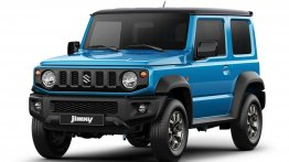 Suzuki showrooms in Japan run out of Jimny catalogues now - Report