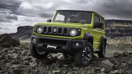 2018 Suzuki Jimny to launch in South Africa on 1 November