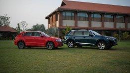 Audi Q3 Design Edition & Audi Q7 Design Edition launched