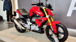 BMW G 310 R and G 310 GS recalled in the US over potential brake calliper issue