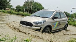 Ford Freestyle Automatic variant a strong possibility