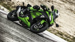 New Kawasaki Ninja 300 launched in India at INR 2.98 lakh; undercuts BMW G 310 R