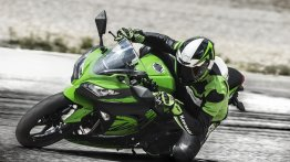 Locally assembled Ninja 300 continues to fuel India Kawasaki's sales