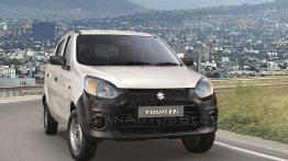 Maruti Tour H1 (Maruti Alto taxi variant) details revealed