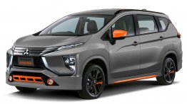 Mitsubishi Xpander to get a new variant at GIIAS 2018 - Report