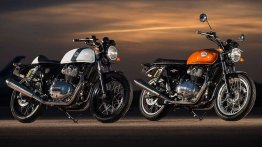 Royal Enfield 650 Twins pips the competition with 629-unit sales in December