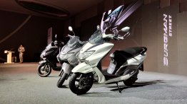 Suzuki Burgman Street launched in India, priced at INR 68,000