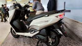 Access 125 & Burgman Street 125 fuel Suzuki's new record sales
