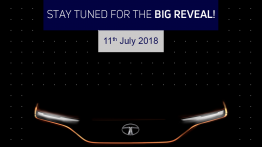 Tata H5X production version teased; official name to be revealed today