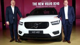 Volvo XC40 launched in India at INR 39.9 lakhs