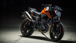 KTM 790 Duke to launch in India in H1 2019?