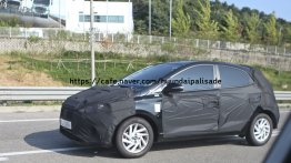 What was thought to be the next-gen i10 could be the new Hyundai HB20