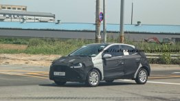 Next-gen Hyundai i10 (next-gen Hyundai Grand i10) makes spy photo debut