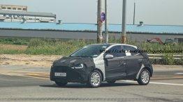 Next-gen Hyundai i10 (next-gen Hyundai Grand i10) makes spy photo debut