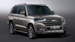 2020 Toyota Land Cruiser - IAB Rendering