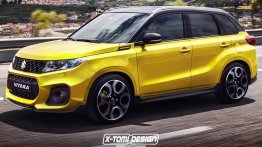 Would a Suzuki Vitara Sport do for you?
