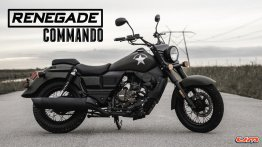UM Renegade Commando & Renegade Sport S carburettor variants launched in India