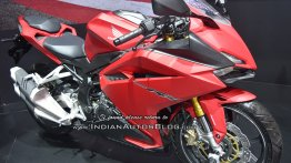 New Honda CBR250RR showcased at GIIAS 2018