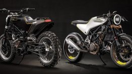 Husqvarna Svartpilen 401 & Vitpilen 401 launch delayed to early 2020 - Report