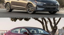 2019 Hyundai Elantra vs 2016 Hyundai Elantra - Old vs New