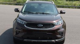 2019 Ford Territory (Hyundai Creta rival) to be unveiled on 16 October in China - Report