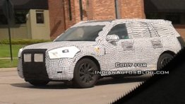 IAB reader spots the 2019 Lincoln Aviator plug-in hybrid on test