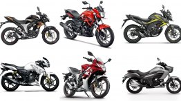 Top 6 bikes with ABS in India under INR 1 lakh - Suzuki Gixxer SF to Hero Xtreme 200R