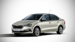 Skoda Rapid to receive a second facelift ahead of the next-gen 2021 model