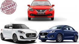 Maruti Car Discounts for November 2018 - Great offers on Alto, Ertiga & Swift