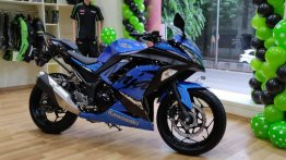 India Kawasaki Motor hikes prices of 11 models; Ninja 300 remains unaffected