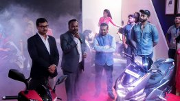 TVS Ntorq 125 & TVS Apache RR 310 launched in Nepal