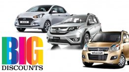 11 Cars with Discounts worth Rs 1 lakh & more - Maruti Wagon R to VW Vento